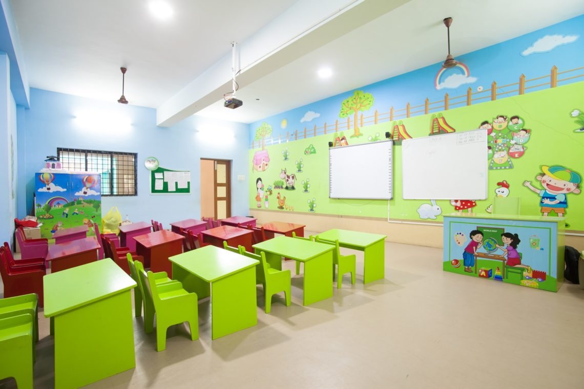 Classroom Decor Companies ~ Sudharshan vidyashram postlor interactive india private